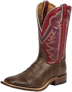 product image for Tony Lama Men's Crush Blaze Americana Cowboy Boot Square Toe