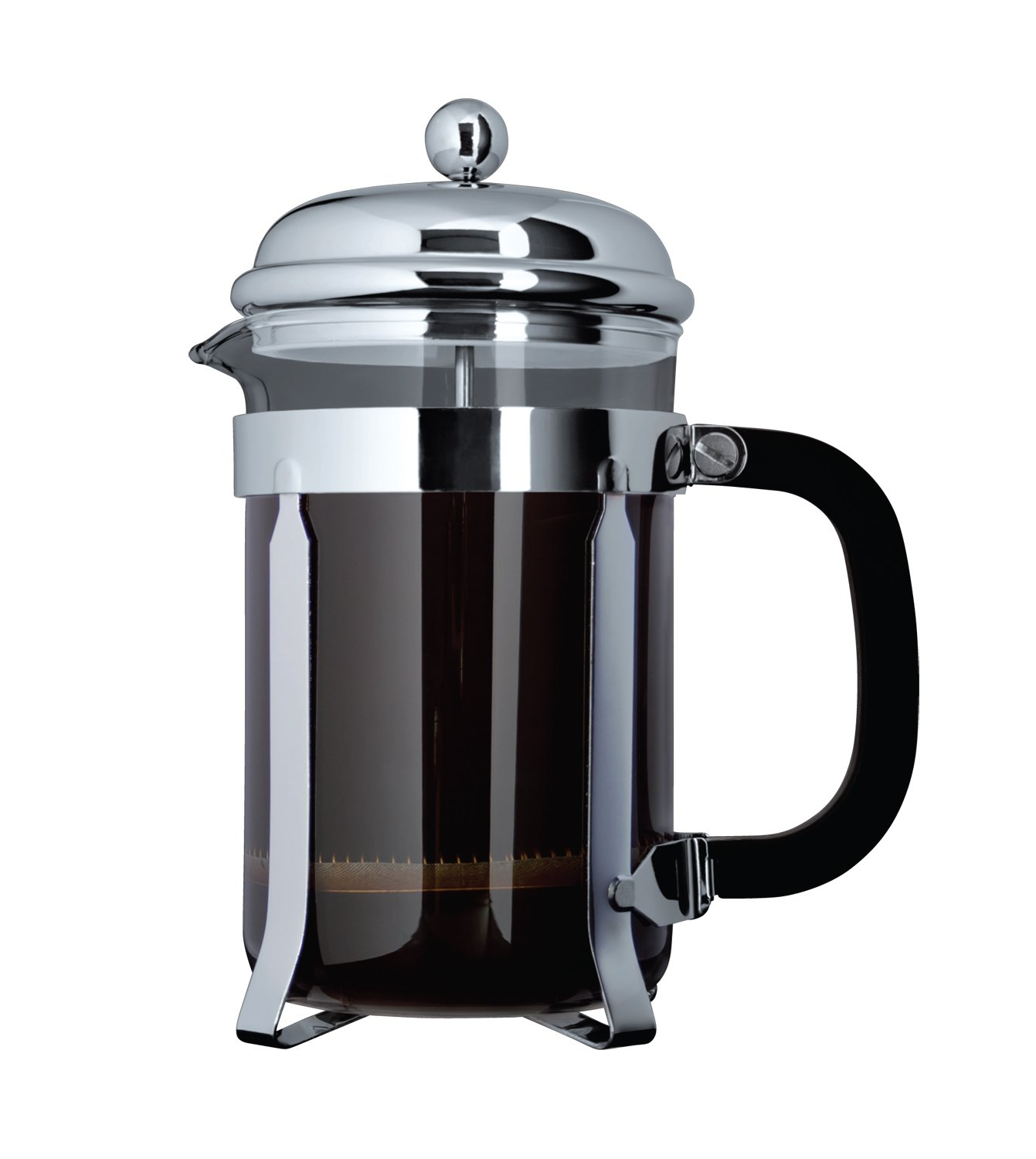 3 Cup Glass Coffee Cafetiere