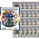 2018/19 Panini NHL Hockey Sticker Collection Starter Kit (20 Packs & 1 Album)