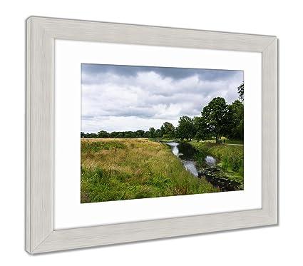 Amazon.com: Ashley Framed Prints Celbridge Ireland Nature Landscape ...