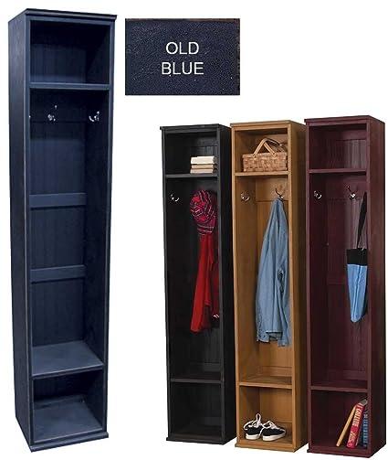 Bon Sawdust City Mudroom Storage Locker (Old Blue)