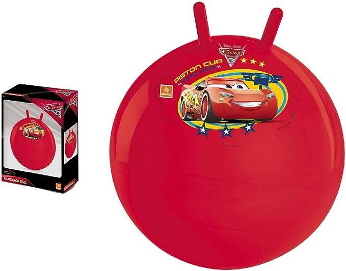 Cars- Disney Saltador Canguro, 50 cm (06816): Amazon.es: Juguetes ...