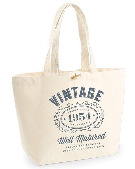 65th Birthday 1954 Keepsake Funny Gift Gifts For Women Novelty