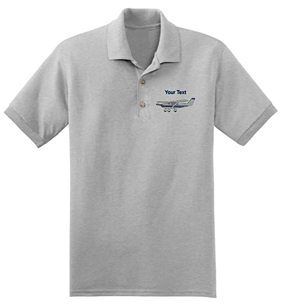 Amazon Com Personalized Custom Embroidered Cessna Airplane Design