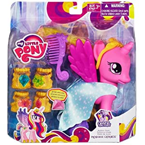 My Little Pony Fashion Style Princess Cadance Doll Toys Games