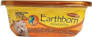 Earthborn Holistic Toby's Turkey Dinner in Gravy Grain-Free Moist Dog Food