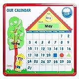 Henbea 759/A Magnetic Calendar in German
