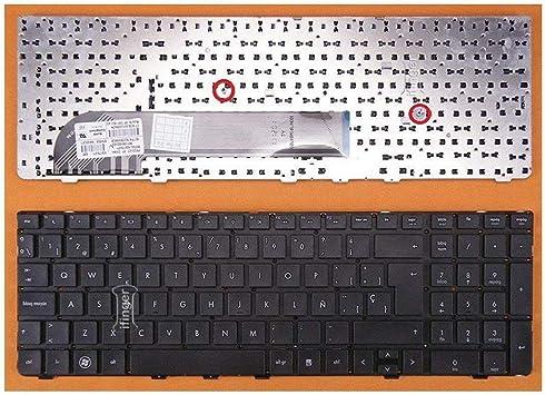 IFINGER Teclado Español para portátil HP Probook 4530s 4535s 4730s 646300-031 638179-031