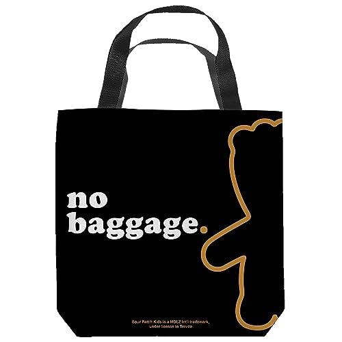 Amazon com: SOUR PATCH KIDS 'No Baggage' Canvas 18