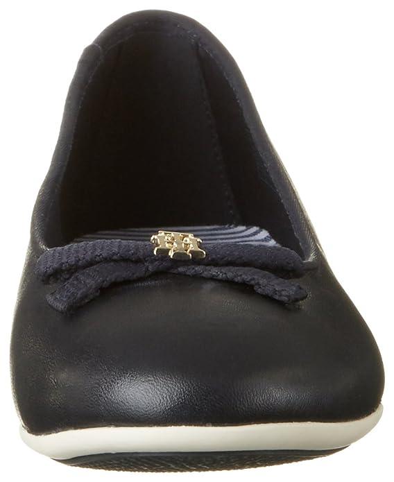 Tommy Hilfiger Mädchen D3285ANA 17A Geschlossene Ballerinas, Blau (Midnight  403), 38 EU: Amazon.de: Schuhe & Handtaschen