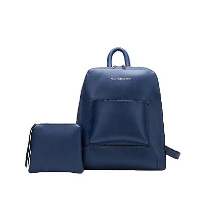 Amazon.com: Melie Bianco Joelle All I Need Is Wifi Vegan Leather ...