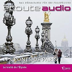 Écoute audio - Les ponts de Paris. 1/2013