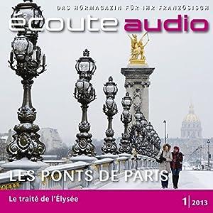 Écoute audio - Les ponts de Paris. 1/2013 Hörbuch