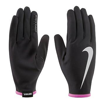 Nike Damen Laufhandschuhe schwarz XS