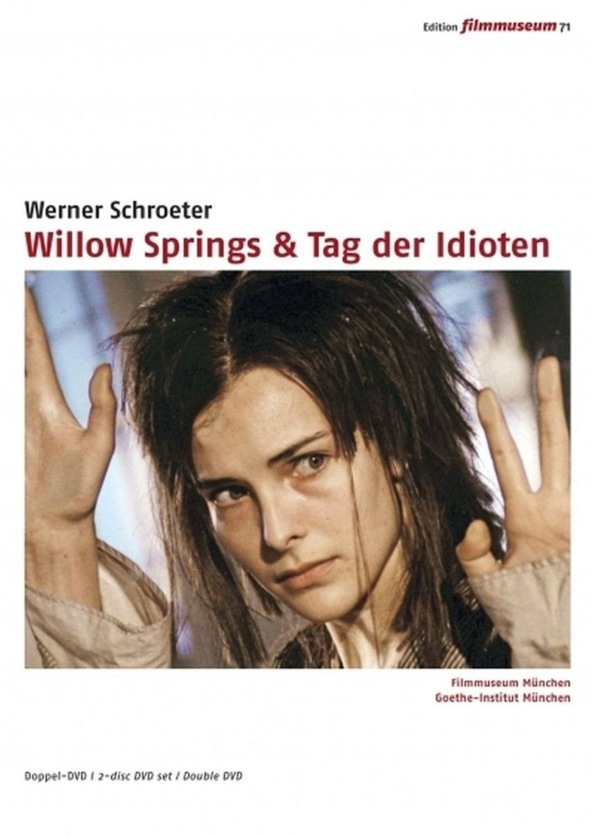 Amazon.com: Willow Springs / Day of the Idiots - 2-DVD Set ( Willow Springs  / Tag der Idioten ) [ NON-USA FORMAT, PAL, Reg.0 Import - Germany ]: Carole  ...