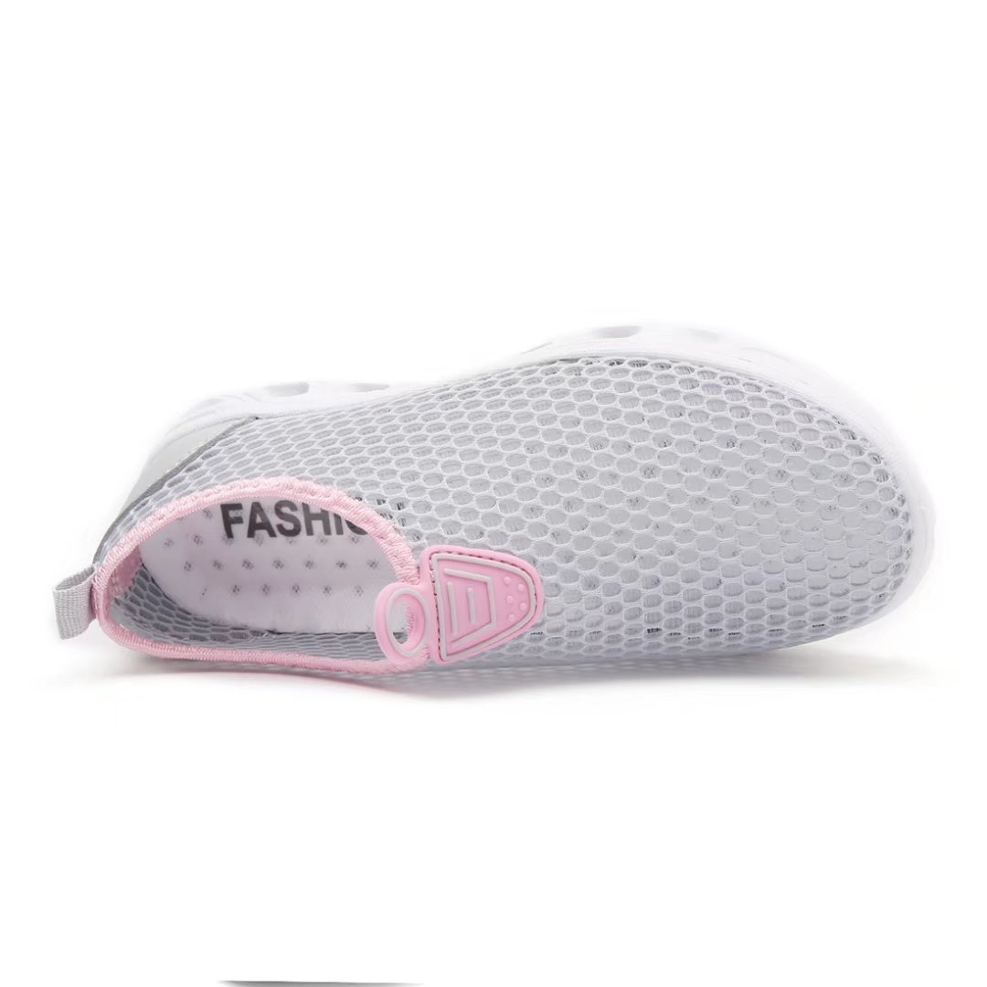 Toddler//Little Kid//Big Kid BODATU Girls Slip On Quick Drying Lightwegiht Mesh Breathable Water Shoes