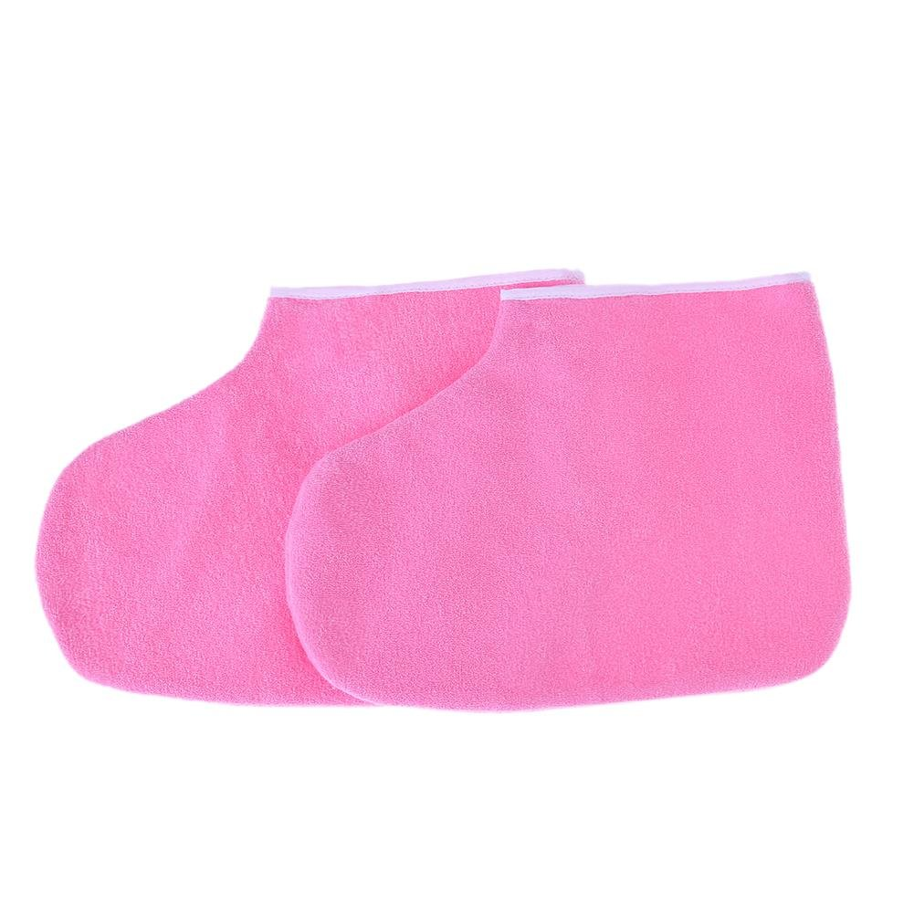 Paraffin Wax Moisturizing Heat Preservation Foot Gloves Feet Nursing Sleeve AFfeco