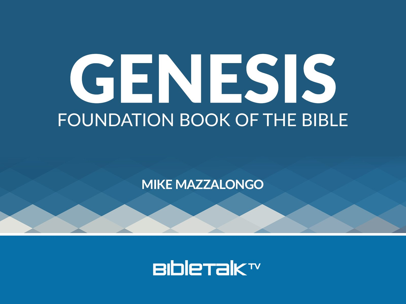Amazon Com Watch Genesis Foundation Book Of The Bible Prime Video