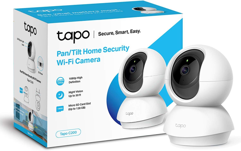 TP-Link Tapo C200 é a câmara perfeita para teletrabalho
