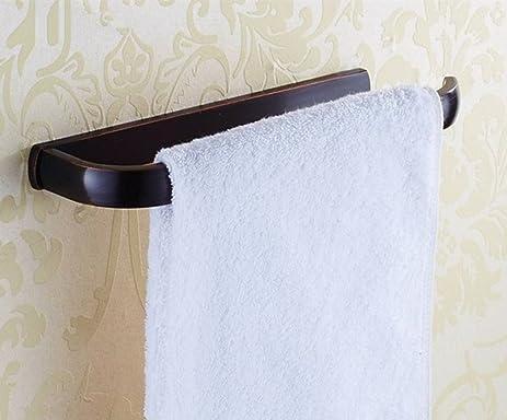 Amazoncom ELLOALLO Oil Rubbed Bronze Towel Bars For Bathroom - Oil rubbed bronze towel bars for bathrooms for bathroom decor ideas