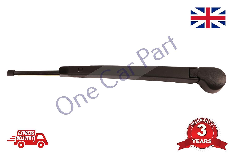 Brazo limpiaparabrisas trasero con diseño de polo V HB Golf VI: Amazon.es: Coche y moto