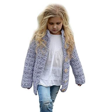 f3df789ce3b3 Voberry Toddler Kid Baby Boy Girl Warm Autumn Winter Clothes ...