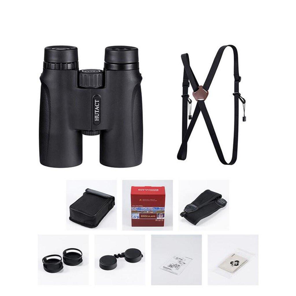 MPEN Binoculares para para Binoculares observación de Aves con Correa de arnés, Lentes ópticos de Alta definición 10x42, Sistema de Lente Ocular y Ocular Grande, Compacto para Turismo al Aire Libre, conciertos y Caza ba4b21