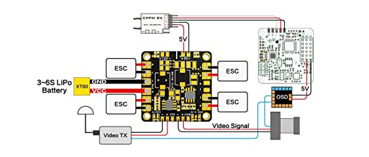 Naze Oso Wiring Diagram on