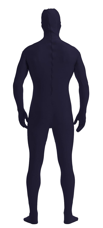 VSVO Lycra Spandex Open Face Full Bodysuit