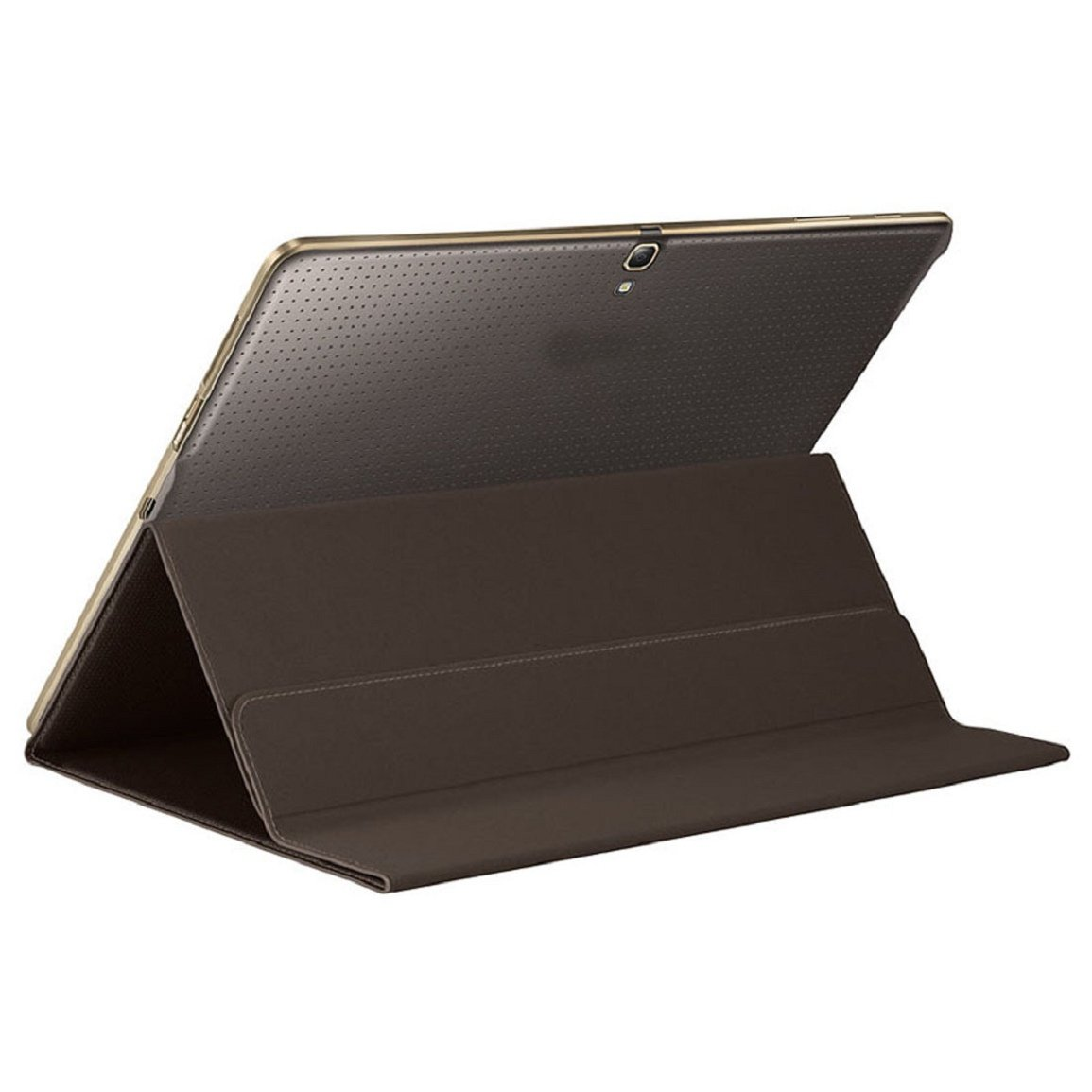 Malloom® moda 2015 Ultra delgado tableta cuero cubierta caso para Samsung Galaxy lengüeta S SM-T800/T805 (oro (gold)): Amazon.es: Informática