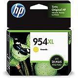 Cartucho de Tinta HP 954XL Amarelo L0S68AB - HP, 954XL, Amarelo
