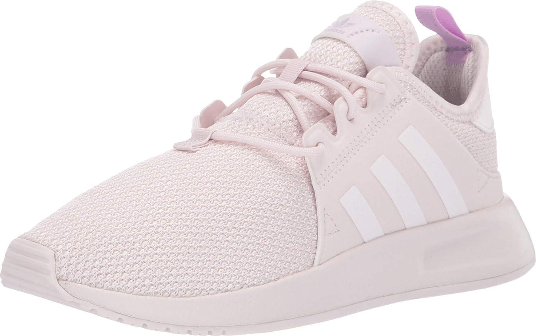 Adidas Originals Kids X_PLR C - Tinte de orquídea para niña, color morado y blanco
