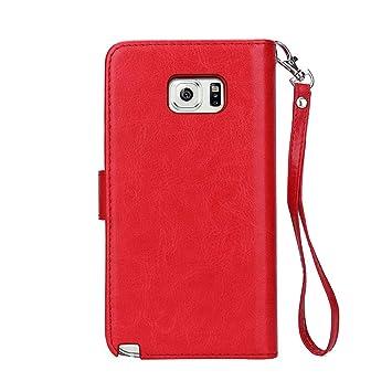 Funda para Samsung Galaxy Note 5,Estuche para teléfono con ...