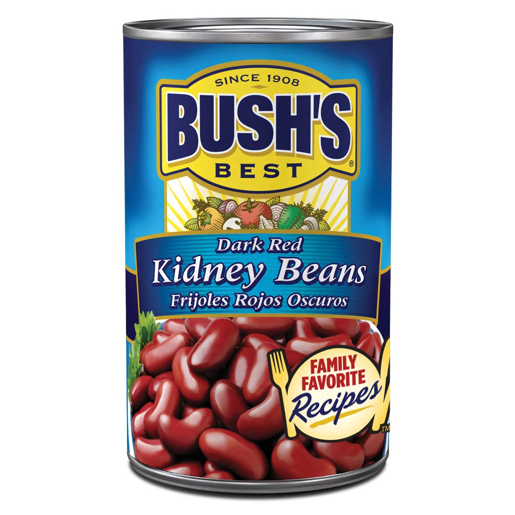 Bush's Best Dark Red Kidney Beans 16oz