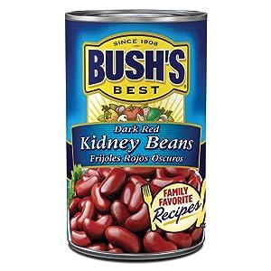 Bush's Best Dark Red Kidney Beans 16oz