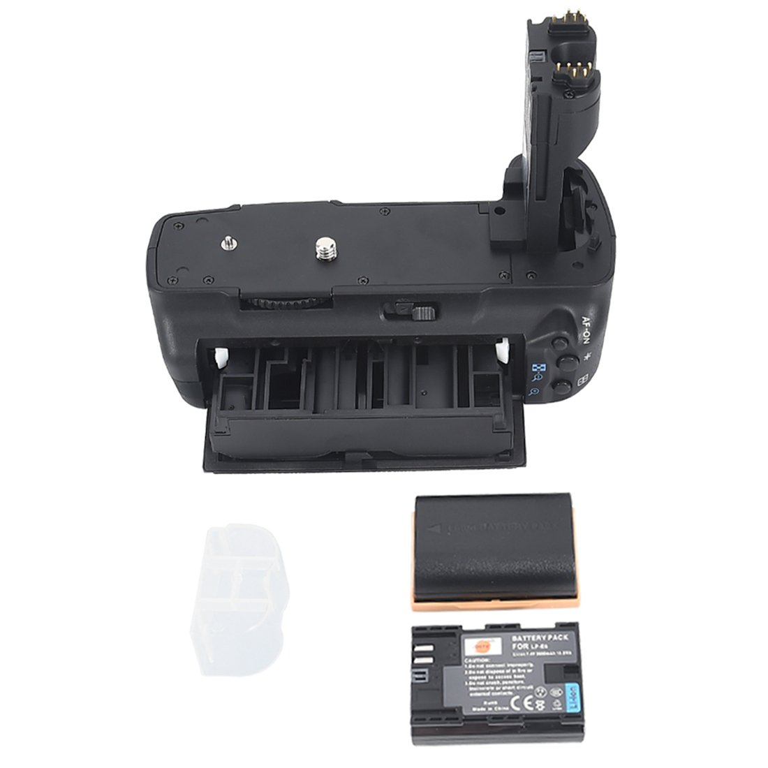 Dste® remote battery grip for canon eos 5d mark ii 5d2: amazon. Co.