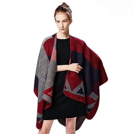 c94ef6bd11c wrap sjaal cape,poncho warm,wrap winter coat,sweater cape,plus size ...