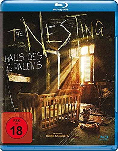 The Nesting-Haus des Grauens-Blu-Ray Disc [Import allemand]
