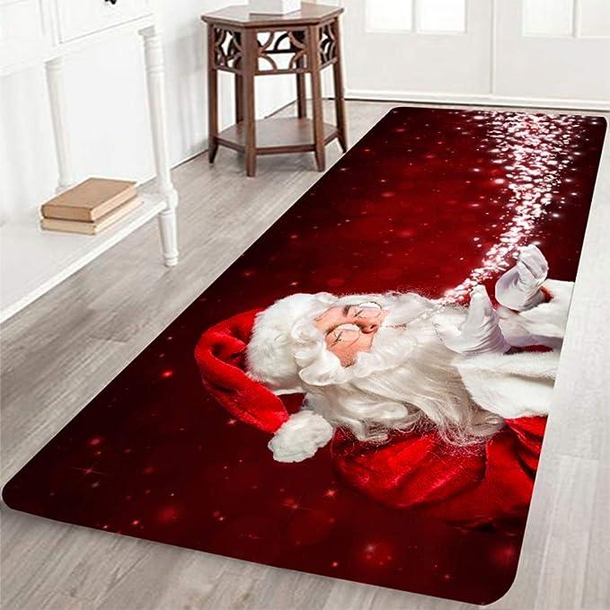 3D Fußmatte innenbereich waschbar Küchenläufer Küchenteppich Teppichläufer