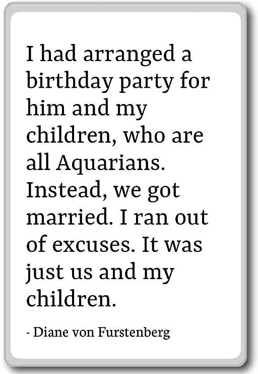 I Had organizar una fiesta de cumpleaños para H... - Diane ...