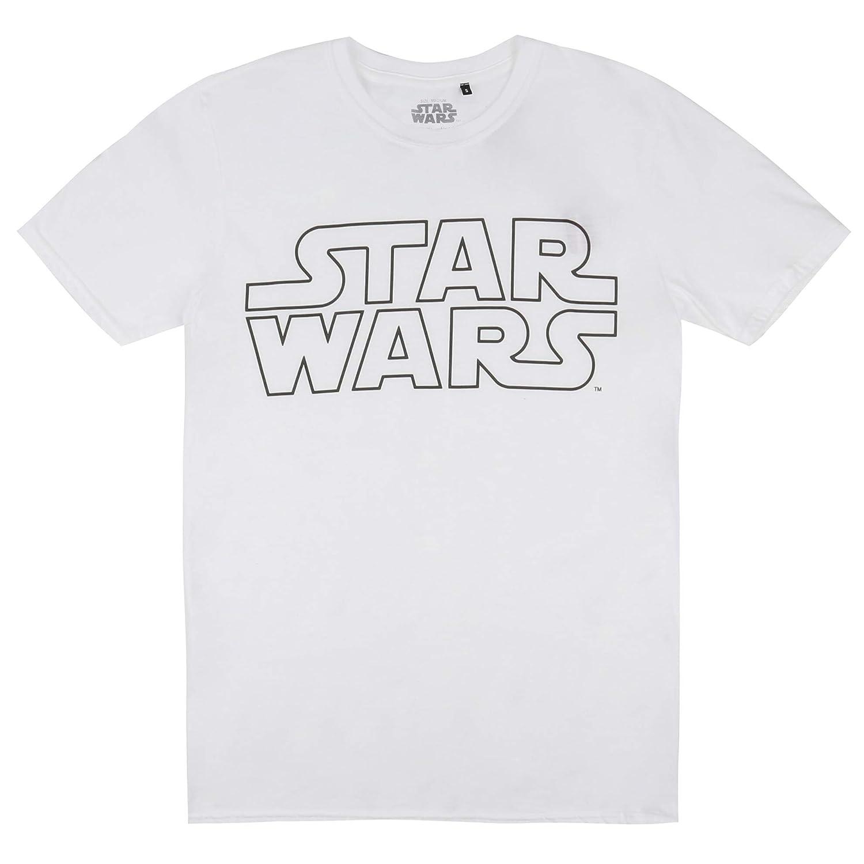 STAR WARS Logo Felpa Uomo
