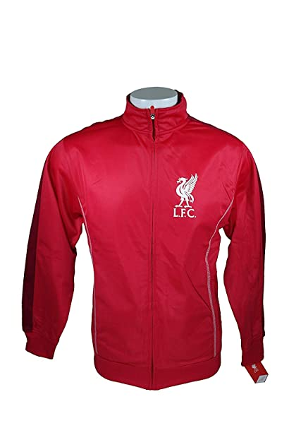 Liverpool Official License Soccer Track Jacket Football Merchandise Adult  Size 005 Large 2dbe9026e