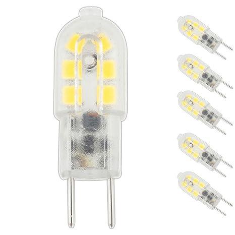 Seriøst Bonlux GY6.35 LED Halogen Replacement Bulb, 3 Watt G6.35 LED Bulb SS92