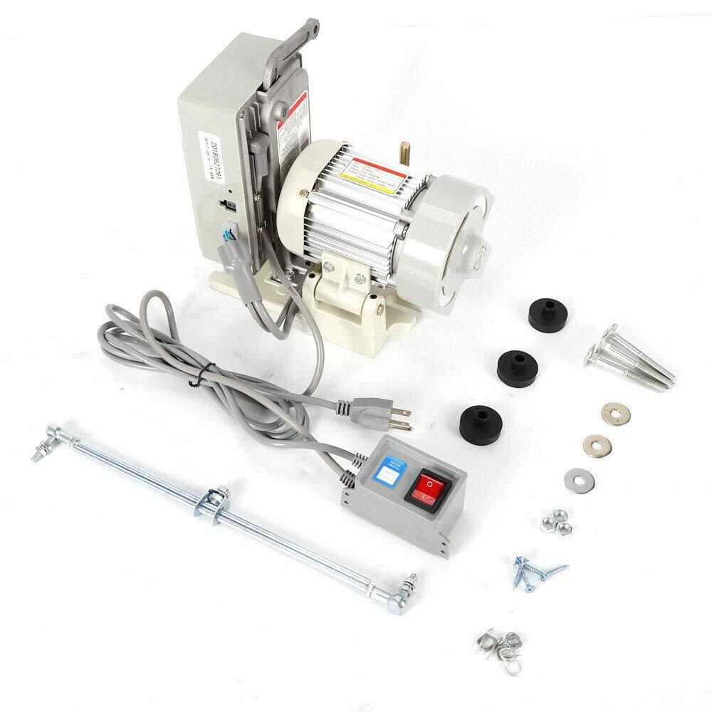 600 W Motore da Cucire a Risparmio energetico Macchina da Cucire Industriale Senza spazzole YIYIBY