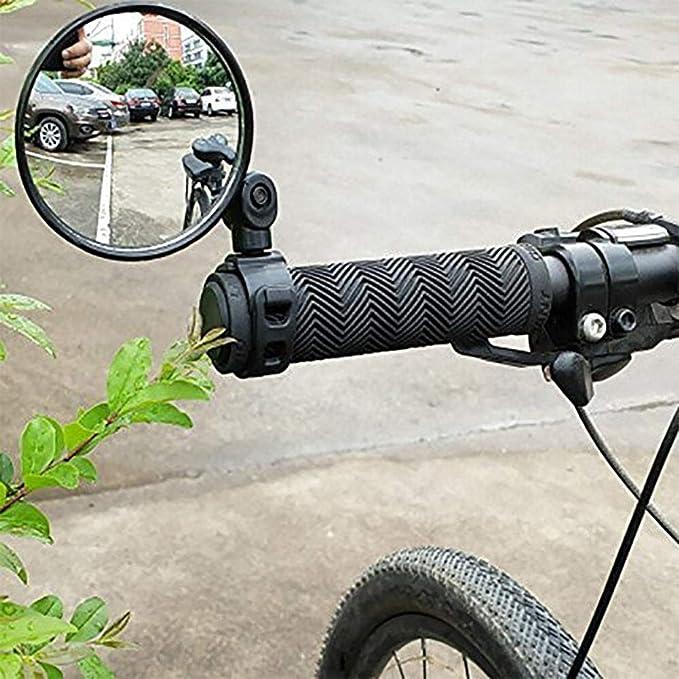 Specchio Bici, Specchietto retrovisore per Bicicletta Convesso