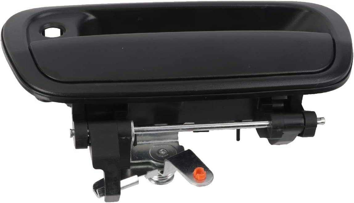 TERUIXI Rear Tailgate Handle Liftgate Latch Handle with Keyhole for 2000 2001 2002 2003 2004 2005 2006 Tundra,69090-0C010 69090-0C030-C0
