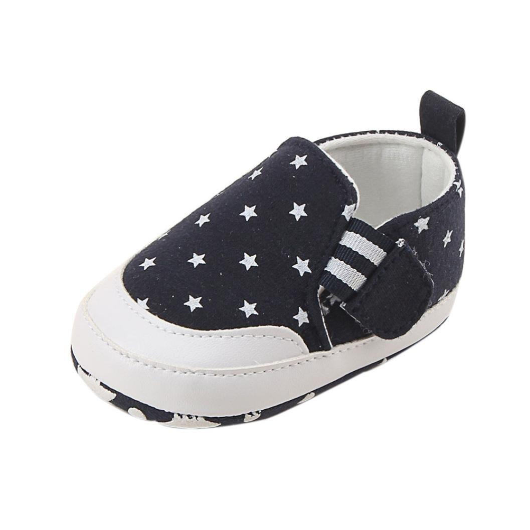 Zapatos de bebé SMARTLADY Zapatos del antideslizante para Recién nacido Niña Niño