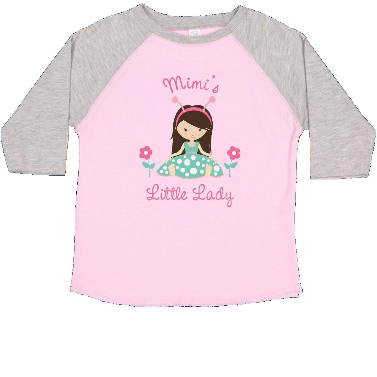 inktastic Mimis Little Lady Toddler T-Shirt