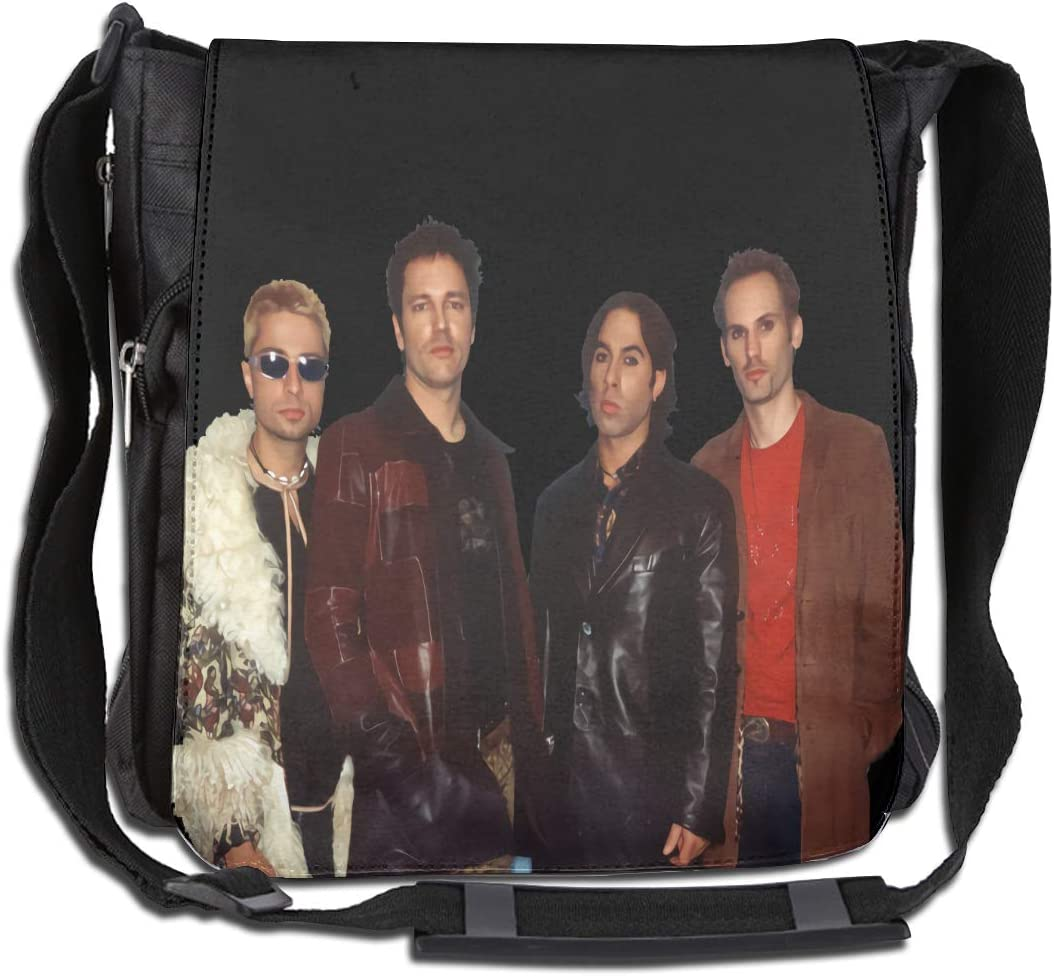 Third Eye Blind Large Capacity Messenger Bag Shoulder Bag Simple Fashion Personality