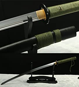STRONG AND DURABLE TACTICAL SWORD OUTDOOR SURVIVAL--RYAN1109